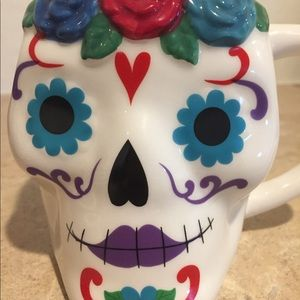 Other - Sugar Skull •NEW• Mug Day Of The Dead Halloween